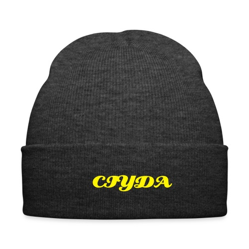 CIYDA Black Wollen Hat - Winter Hat