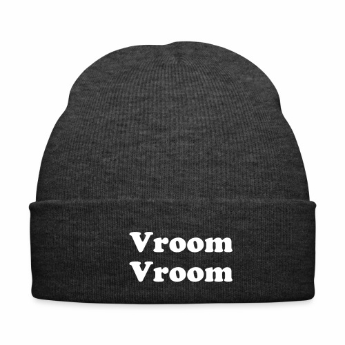 Vroom Vroom - Winter Hat
