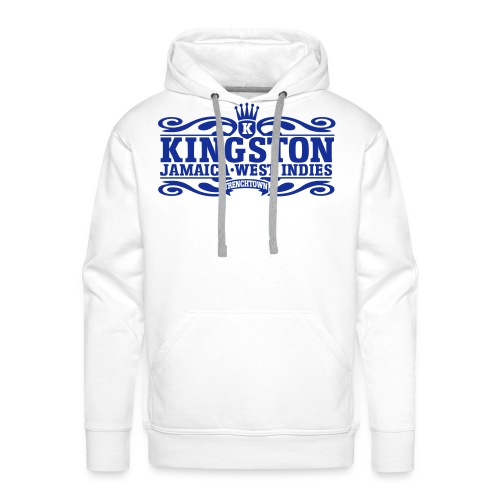 sweat kingston - Sweat-shirt à capuche Premium pour hommes