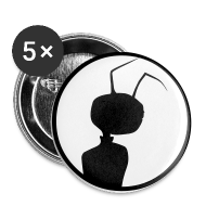Buttons & Anstecker ~ Buttons groß 56 mm ~ Das Original!!!