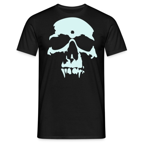 Miidnight skuls - Men's T-Shirt