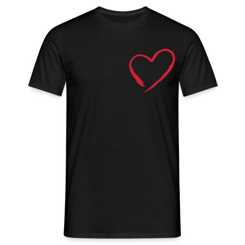 No Love - Men's T-Shirt