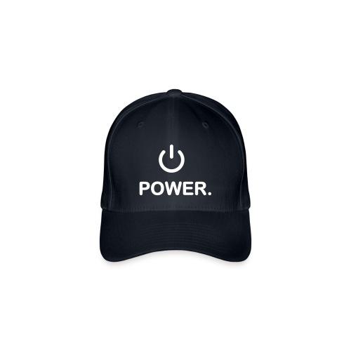 power - Casquette Flexfit