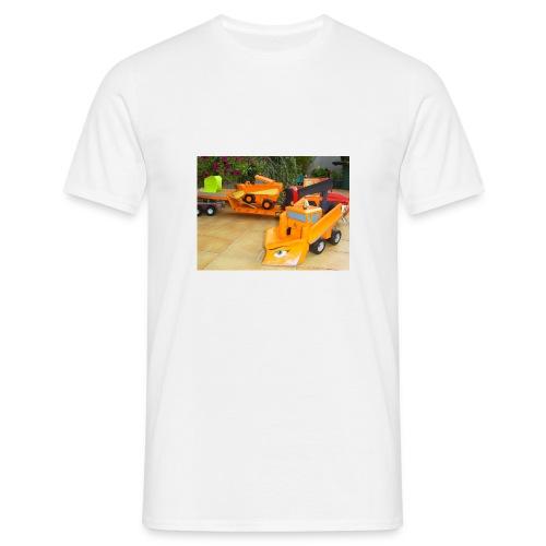 copeaux de bois pour rabot des neiges - T-shirt Homme