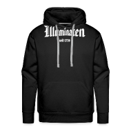 Pullover & Hoodies ~ Männer Premium Kapuzenpullover ~ Kapuzenpullover
