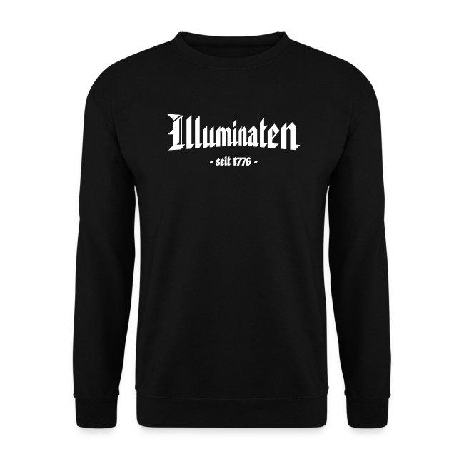 """Pullover """"Illuminaten"""""""