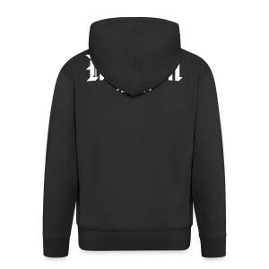 Kapuzenjacke Illuminaten - Männer Premium Kapuzenjacke