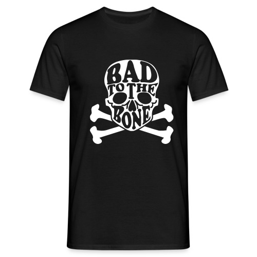 b14-bad4teen-badforthebone - Men's T-Shirt