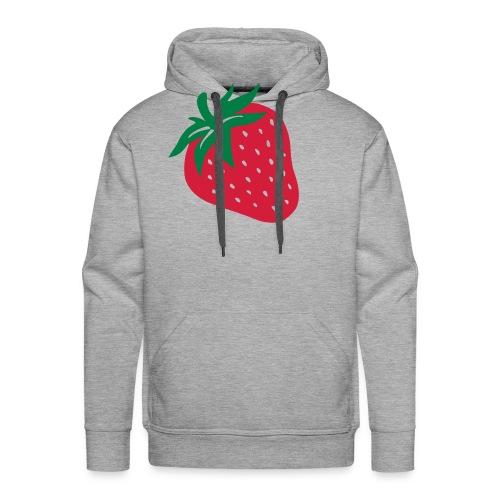 strawbarry - Mannen Premium hoodie