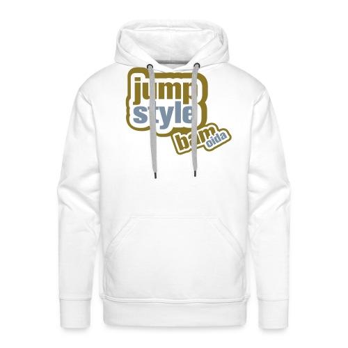 Jumpstyle - Bam Oida - Männer Premium Hoodie