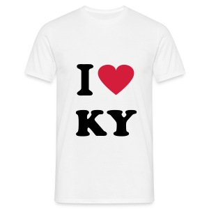 I Love...KY - Men's T-Shirt