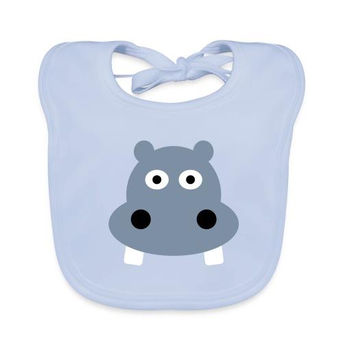 Hippo - Baby Organic Bib