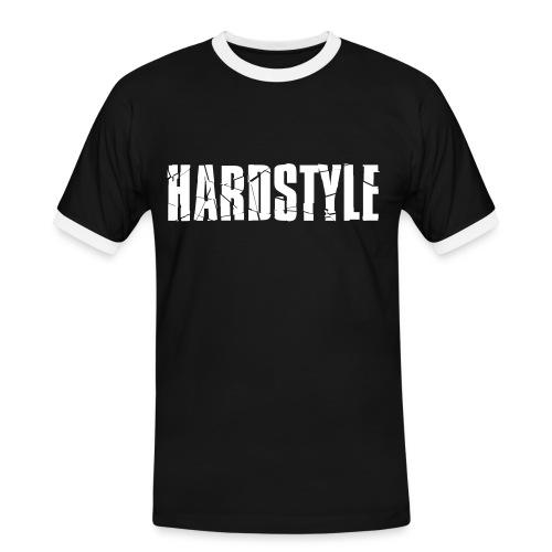T-shirt Hardstyle  - T-shirt contrasté Homme