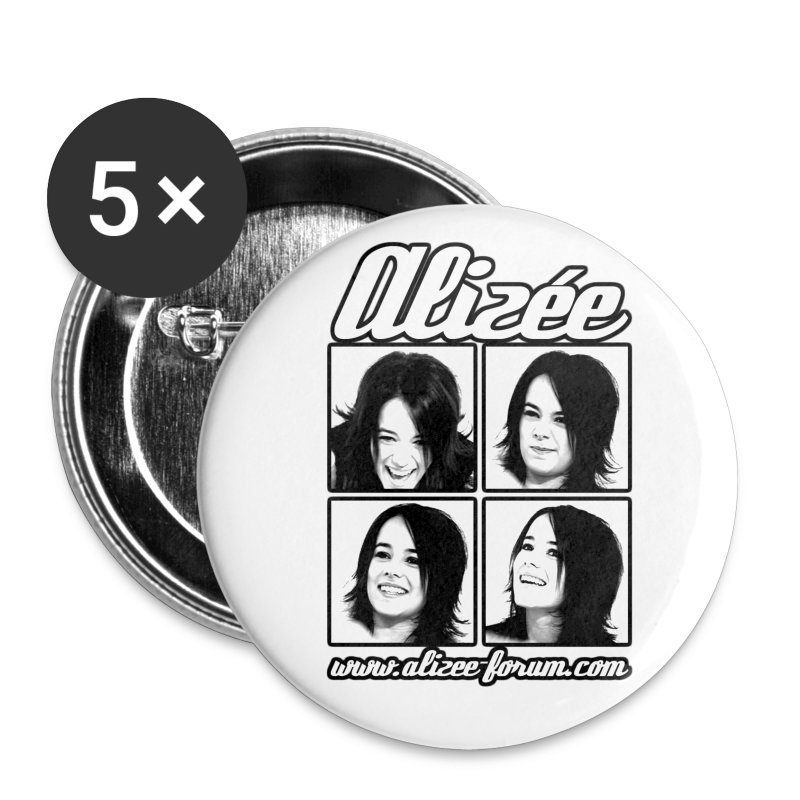 Alizee Buttons - Buttons small 25 mm