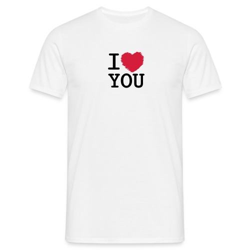 ILOVE YOU MP - T-shirt Homme