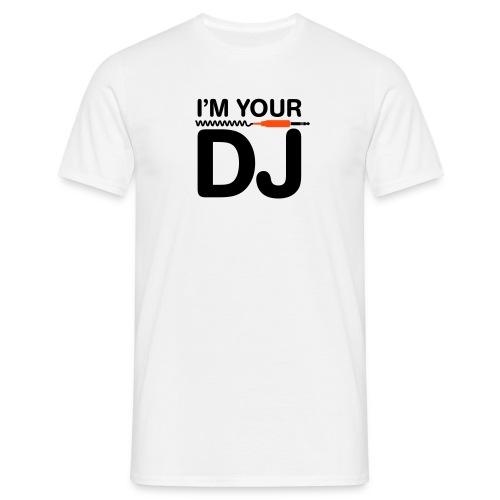 deejay - T-shirt Homme