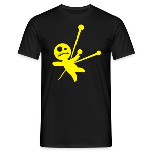 Voodoo - Mannen T-shirt
