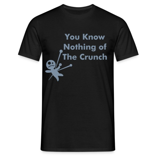 The crunch - Men's T-Shirt