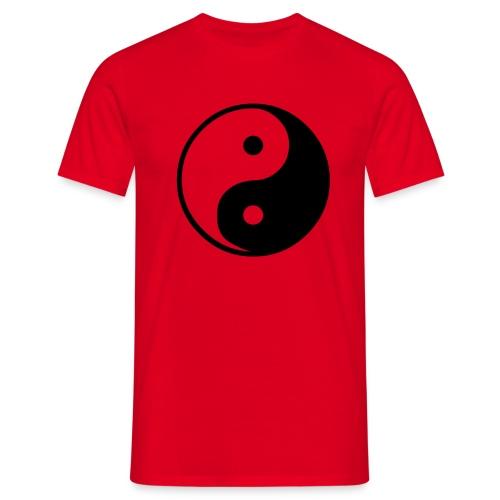 yin yang - Men's T-Shirt