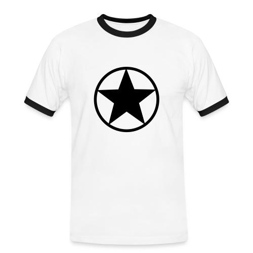 STAR - Men's Ringer Shirt