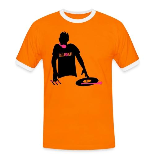 im dj - Men's Ringer Shirt