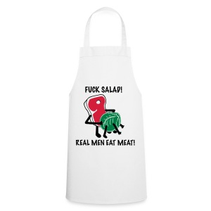 Real Men Eat Meat - Cooking Apron