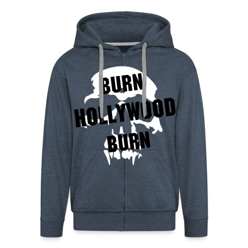 HOLLYWOOD HOODIES - Men's Premium Hooded Jacket