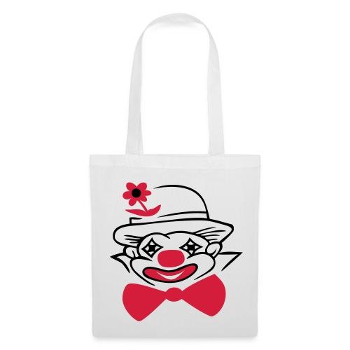 Clown - Stoffbeutel