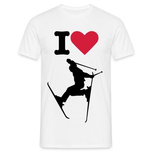 SKI - T-skjorte for menn