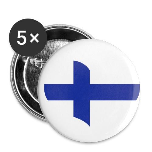 Finland - Rintamerkit keskikokoiset 32 mm
