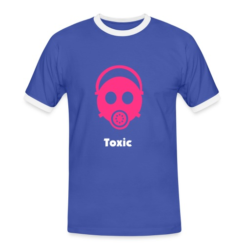 Toxic - Men's Ringer Shirt