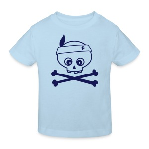 Skullo - Junior! - Kinder Bio-T-Shirt