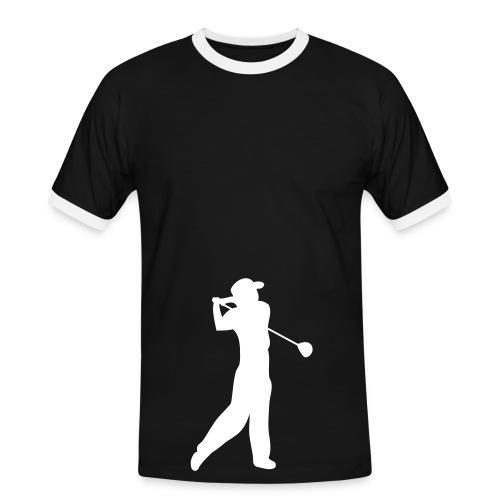 Stiff staft - Männer Kontrast-T-Shirt