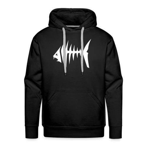 FISH Men's Hooded Sweatshirt - Men's Premium Hoodie