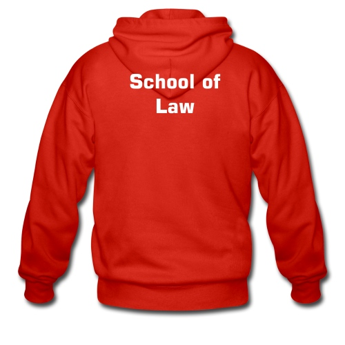 School of Law-Choose your colour! (Hoody) - Men's Premium Hooded Jacket