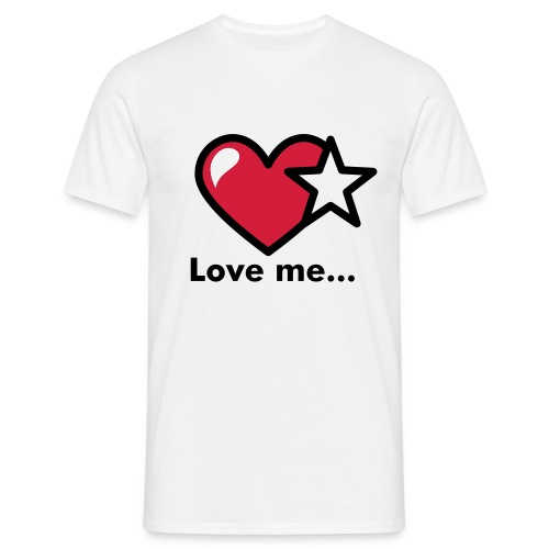 Love Shirt - Men's T-Shirt