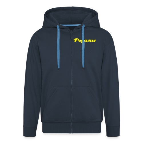 Pegasus - Men's Premium Hooded Jacket