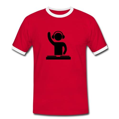 DJ - Men's Ringer Shirt