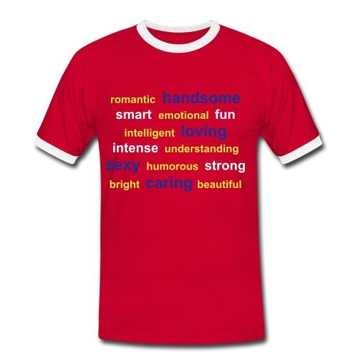 Best Features - Men's Ringer Shirt