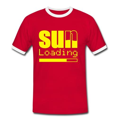 Sun - Men's Ringer Shirt