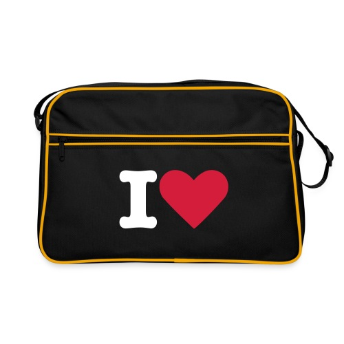 I-Love - Retro Tasche