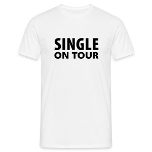 Single T shirt - Men's T-Shirt