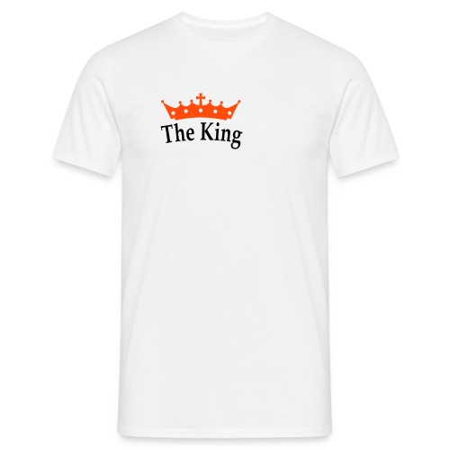 King T shirt - Men's T-Shirt