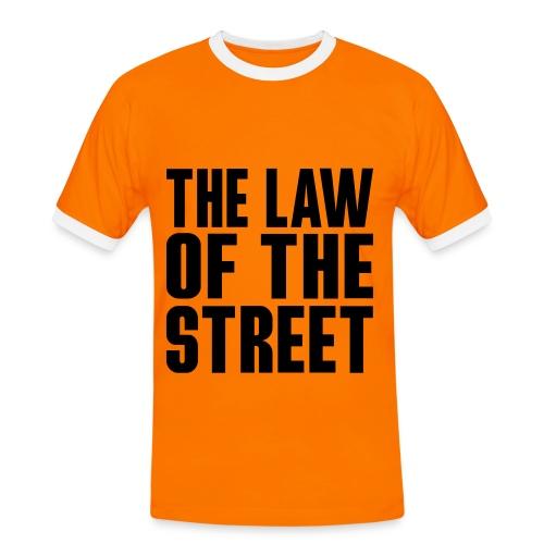 streetwhere sounds74bcs54 - T-shirt contrasté Homme