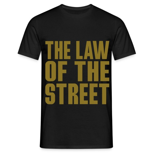 streetwhere llaw17jg521 - T-shirt Homme