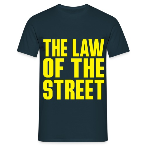 streetwhere law71hr594 - T-shirt Homme