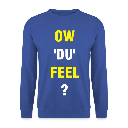Ow'du'feel Mens Jumper - Men's Sweatshirt