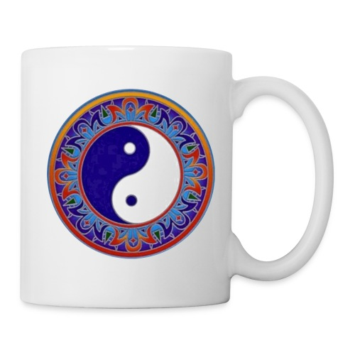 Mandala Motiv Nr. 07 - Tasse