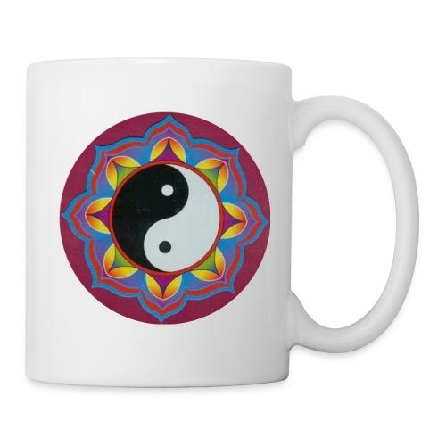 Mandala Motiv Nr. 06 - Tasse