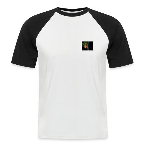 Spacetalk shirt manches courtes homme - T-shirt baseball manches courtes Homme